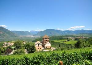 Schloss-Korb-view