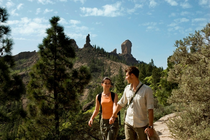 Gran Canaria Walking_Roque Nublo
